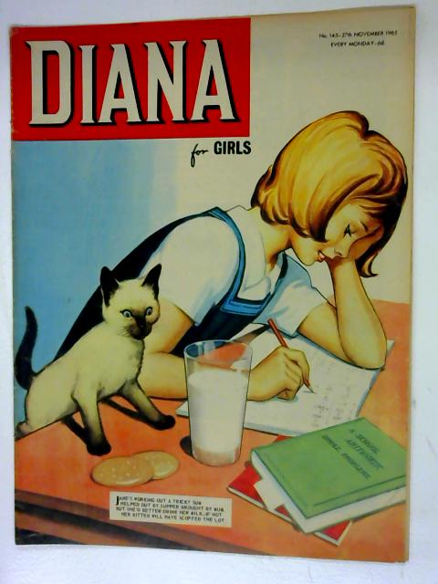 Diana for Firls No. 145 - 27th November 1965 By Unknown