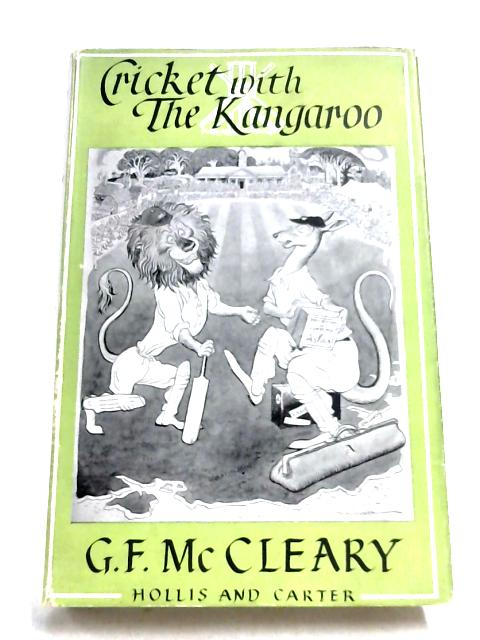 Cricket With The Kangaroo By George Frederick McCleary