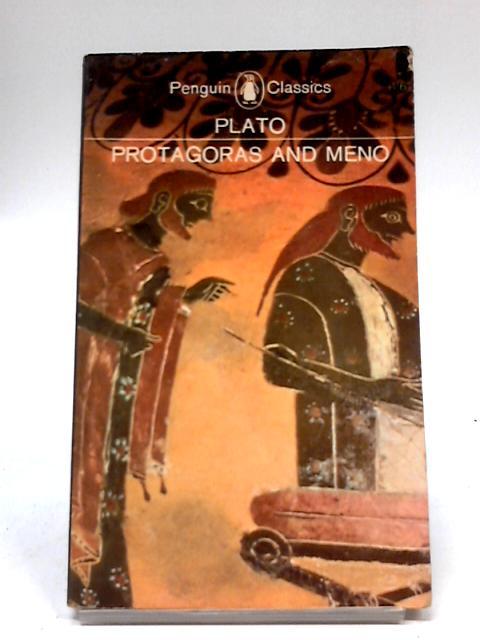 Protagoras and Meno By Plato