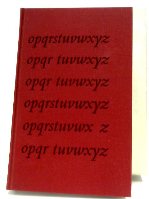 The Folio Anthology Of Essays By Various