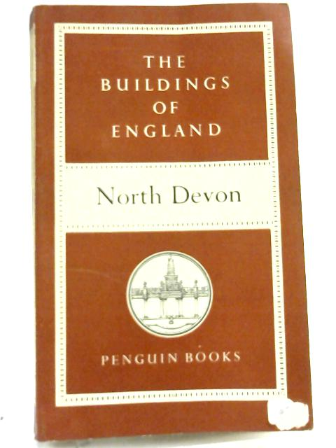 North Devon By Nikolaus Pevsner