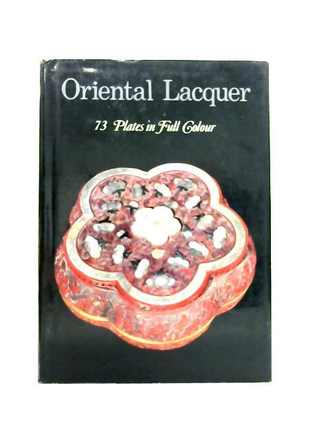 Oriental Lacquer By Oscar Luzzato-Bilitz