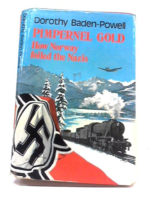 Pimpernel Gold By Powell, Dorothy Baden