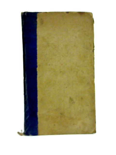 Supplement to Bell's British Theatre Vol III and The Theatre of Select Works of the British Dramatic Poets Volume Eleven By Anon