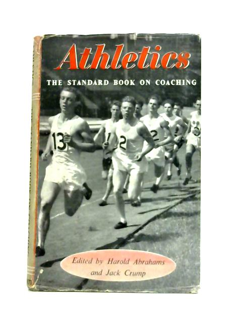 Athletics By Abrahams and Crump
