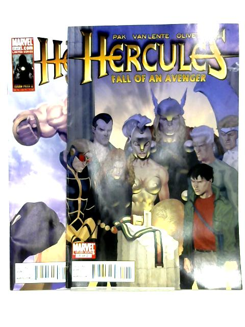 Hercules: Fall Of An Avenger #1 - #2 By Various