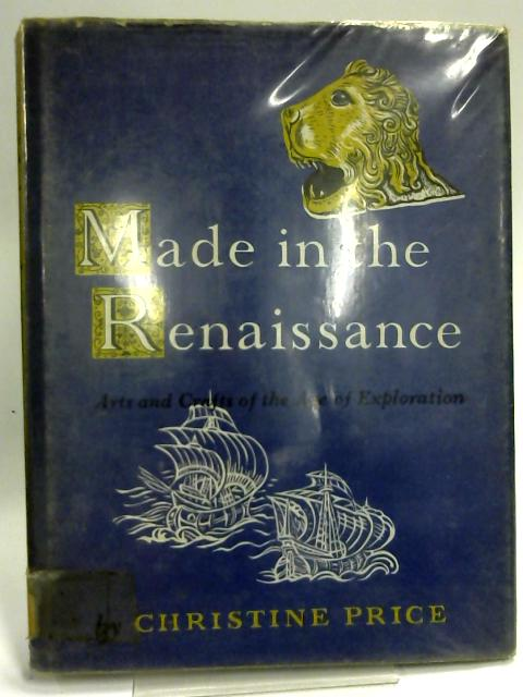Made In The Renaissance By Christine Price