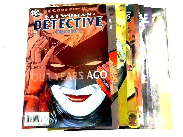 Batman Detective Comics: #860 - #869 by Various