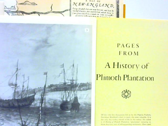 The Mayflower & the Pilgrim Fathers: A collection of contemporary documents (Jackdaw No. 8) By John Langdon-Davies
