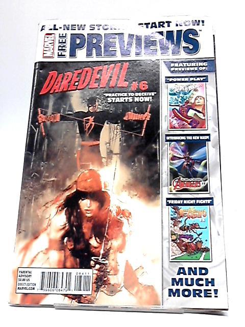 Daredevil #6 By Various