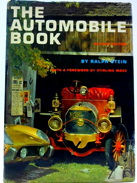 The Automobile Book by Stein, Ralph