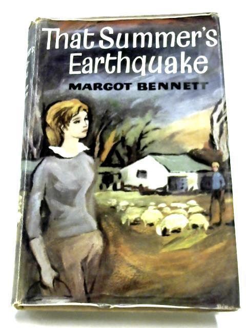 That Summer's Earthquake by Margot Bennett