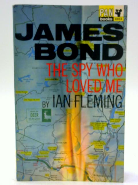 The Spy Who Loved Me By Fleming, Ian