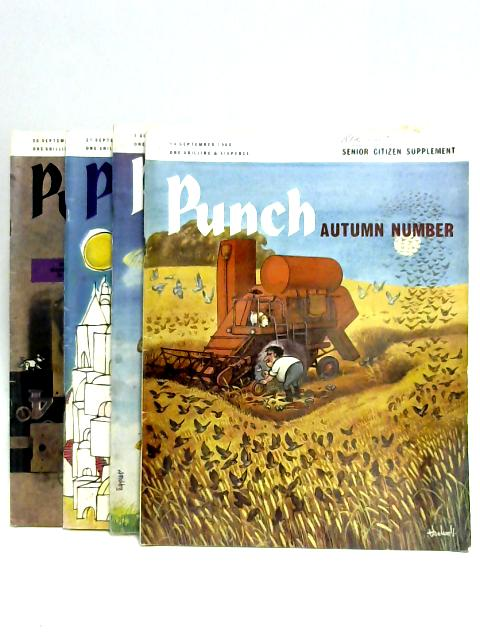 Punch September 1966 By Anon