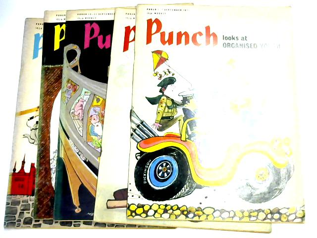 Punch September 1st - October 5th 1971 By Anon