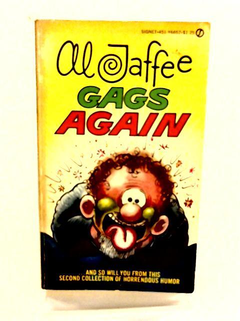 Al Jaffee Gags Again By Jaffee, Al