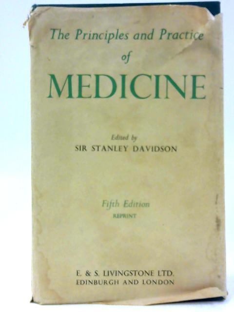 The Principles and Practice of Medicine by Sir Stanley Davidson