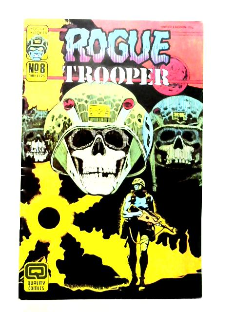 Rogue Trooper: No 8 By G. Finlay-Day