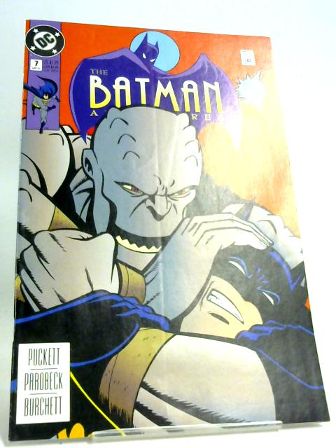 The Batman Adventures #7 By Anon