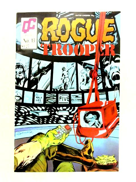 Rogue Trooper: No. 13 by G. Finlay-Day