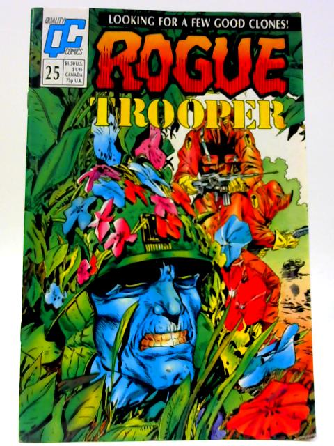 Rogue Trooper #25 By Unknown