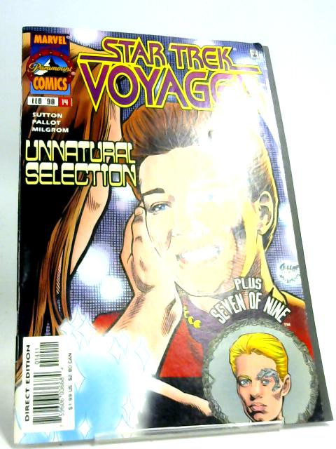 Star Trek Voyager #14 By Sutton, Pallot, Milgrom