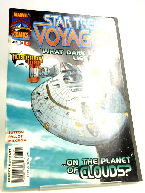 Star Trek Voyager #13 By Sutton, Pallot, Milgrom