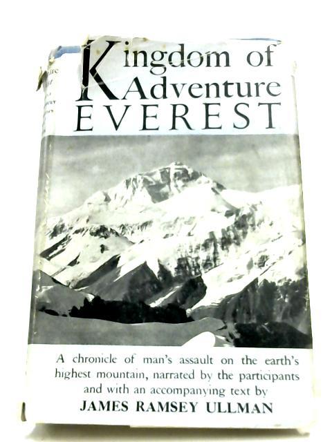 Kingdom Of Adventure: Everest By James Ramsey Ullman