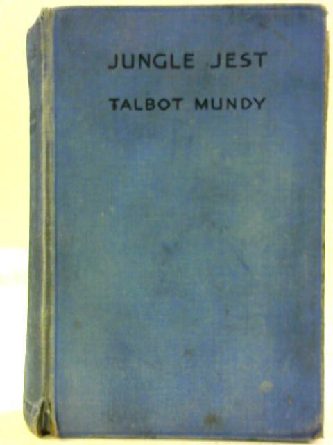 Jungle Jest. By MUNDY, Talbot.