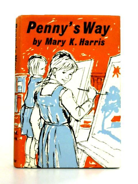 Penny's Way By M.K. Harris
