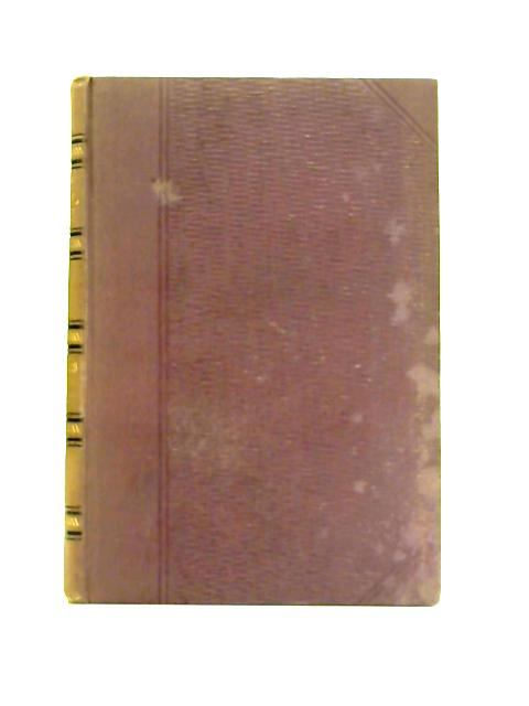 A Handbook to the Order Lepidoptera: Vol IV Moths Part II By W.F. Kirby
