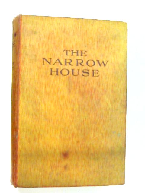 The Narrow House. By Scott, Evelyn.