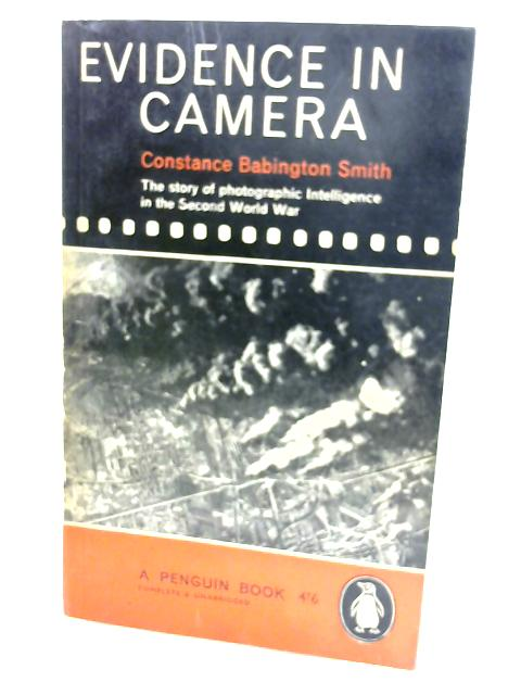 Evidence in Camera By C B Smith
