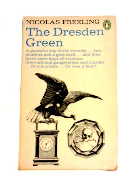 The Dresden Green By Nicolas Freeling