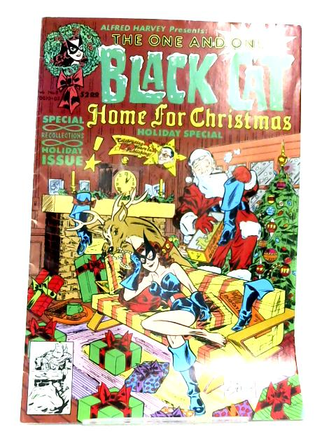 Black Cat: Home For Christmas By Alan Harvey