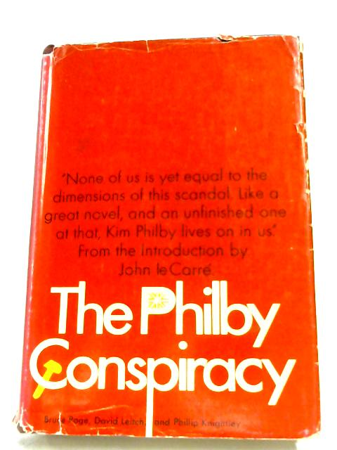 The Philby Conspiracy By Various