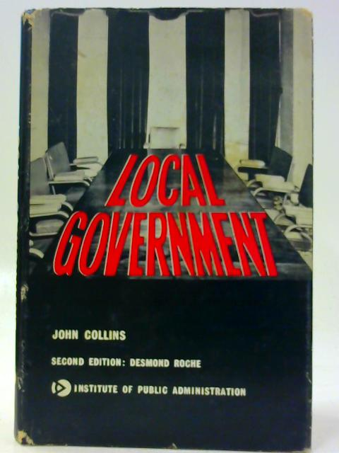 Local Government by Collins, John