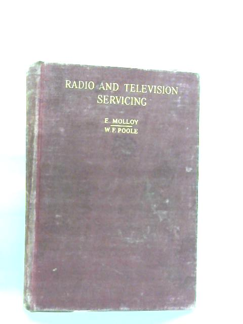 Radio and Television Servicing 1959-1960 Models By J.P.Hawker J. Reddihough
