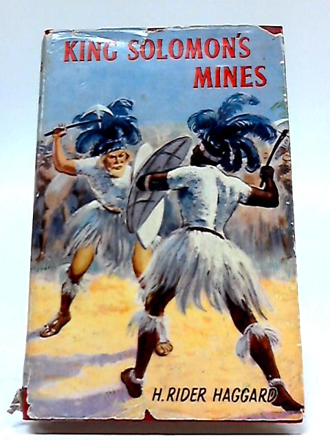 King Solomon's mines (Kingston library) By H. Rider Haggard