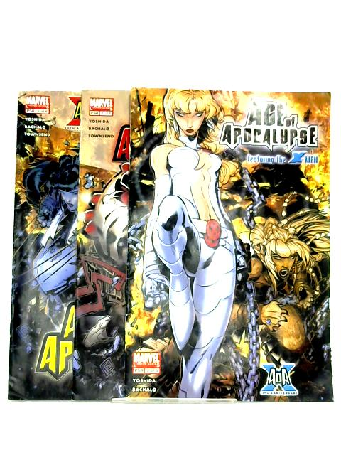 X-Men: Age Of Apocalypse #1-3 by Various