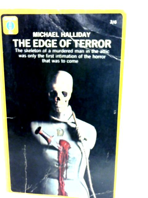 The Edge of Terror By Michael Halliday