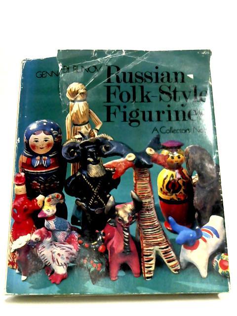 Russian Folk Style Figurines By Gennadi Blinov