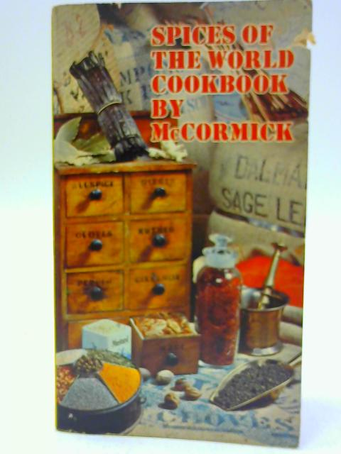 Spices of the World Cookbook by McCormick by Collins, M.