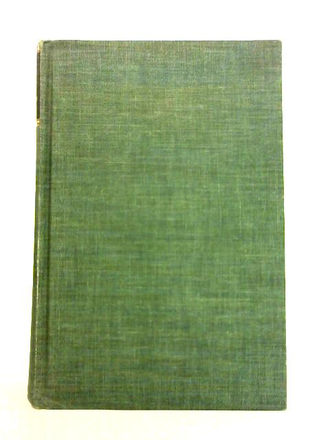 Proceedings Of The International Congress Of Mathematics 1958 By J.A. Todd (ed)