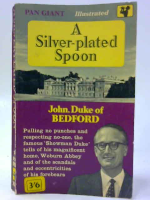A Silver-plated Spoon by Bedford, John Robert Russell