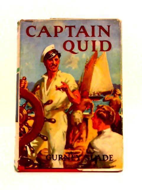 Captain Quid By Gurney Slade