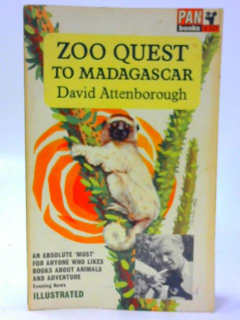 Zoo Quest to Madagascar by Attenborough, David