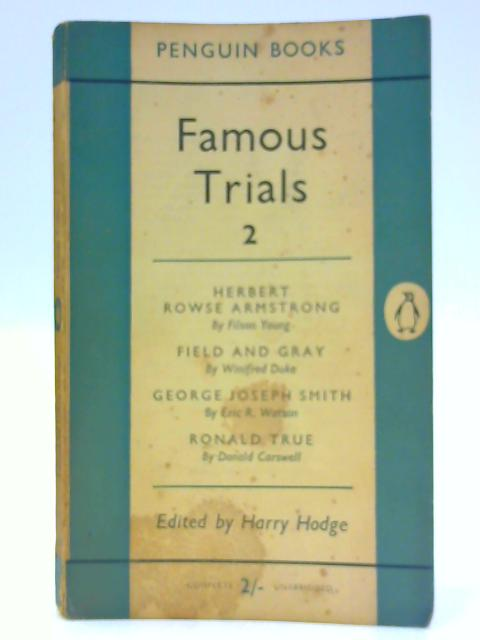 Famous Trials 2 by Unknown