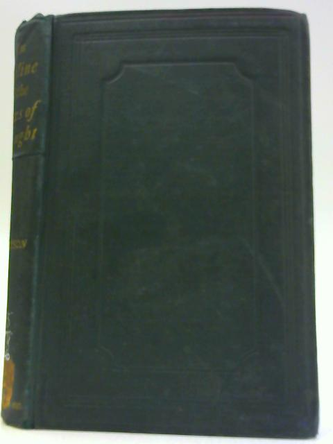 An Outline Of The Necessary Laws Of Thought A Treatise On Pure And Applied Logic By Thomson, W Lord Archbishop of York