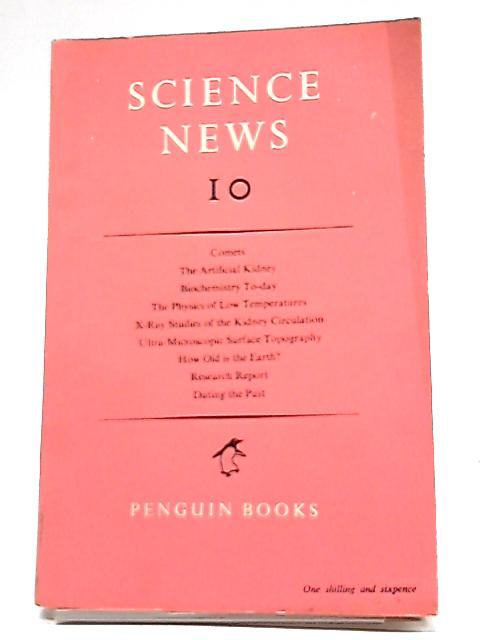 Science News 10 By Science News